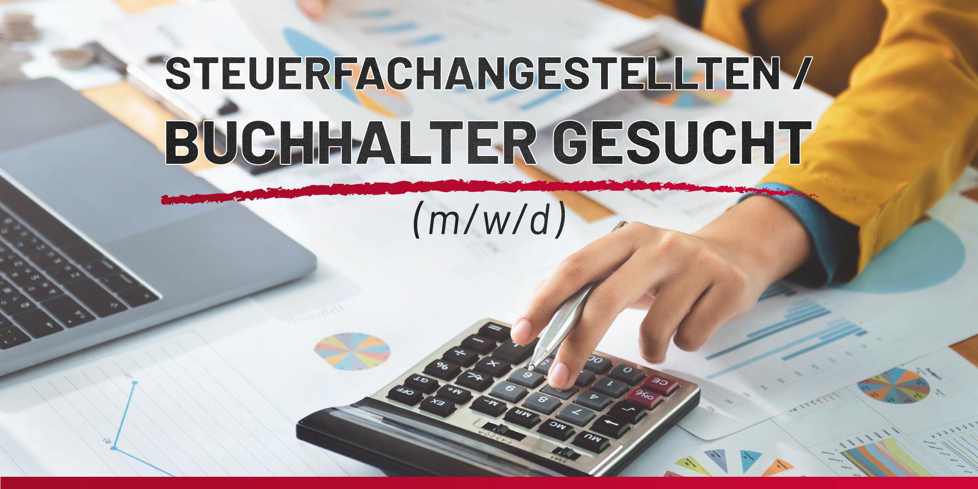 Steuerfachangestellten / Buchhalter (m/w/d) DOMUS Regiobau GmbH | Job Thumbnail